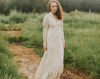 Gunne Sax Wedding Dress