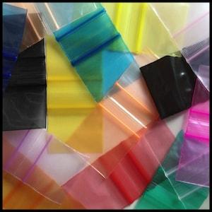 200 Apple Mini Ziplock Baggies 125125 Bulk Wholesale 50 Designs Mix Bags 1.25 X 1.25