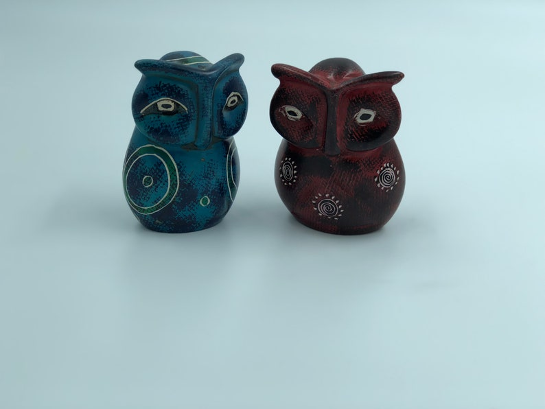 African Soapstone Owl