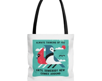 Always Thinking Of You - Tote Bag - Robert John Paterson