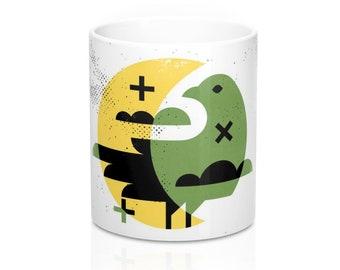 Get Dark - Coffee Mug - Robert John Paterson