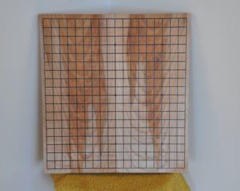 Folding Maple Go Board