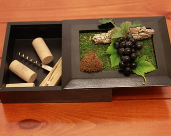 WineBox. Store Personal Items.