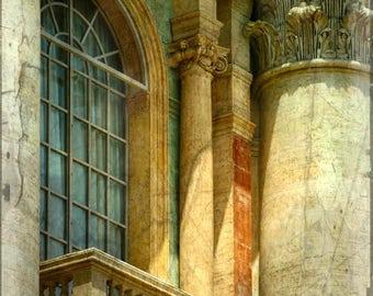 Vatican,Rome,Italy, european Photography,Architectural Design,Wall Art,Wall decor
