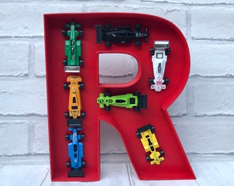 Birthday Gift For Car Lover Personalised Him Racing Wall Decoration Toy Bedroom Decor