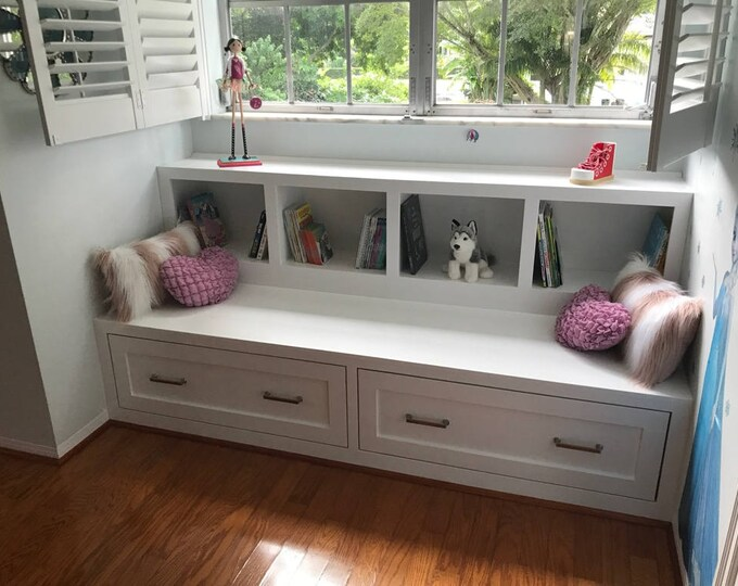 bench, kitchen seating, bench storage room