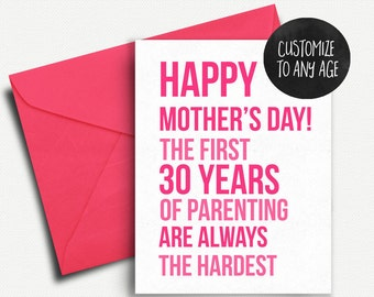 Mothers Day Card Funny, Happy Mothers Day Card, Funny Card for Mom, Funny Mothers Day Gift, Mom Birthday Card, Gift for Mom, Card for Mum