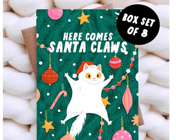 Santa Claws Box Set