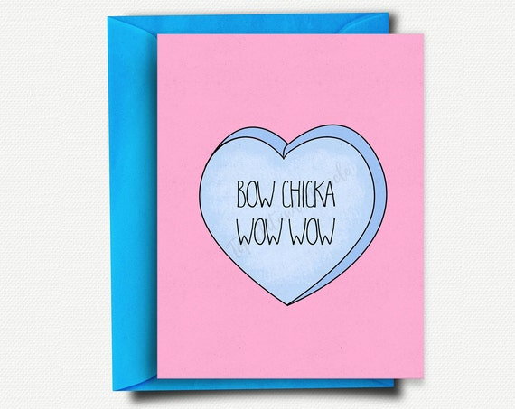 Funny Valentine Card For Her Valentines Day Gifts For Her Funny