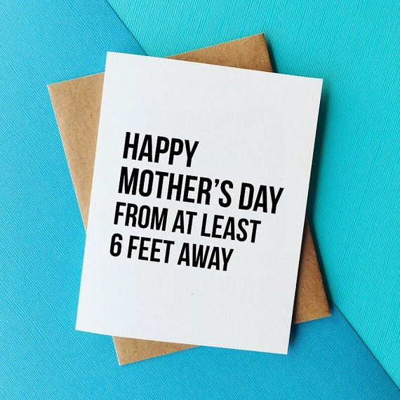 Excellent Arrives After Mothers Day Funny Mothers Day Card Funny Etsy Funny Birthday Cards Online Fluifree Goldxyz