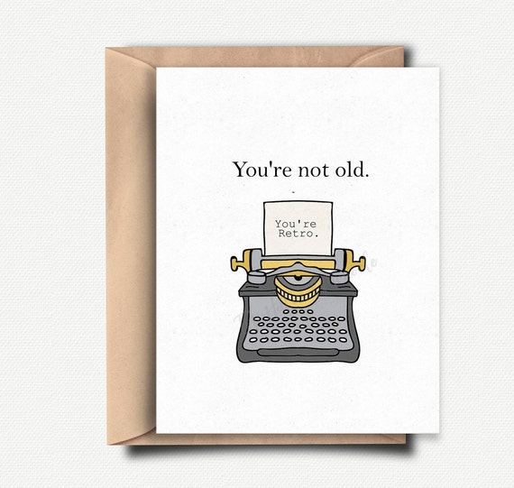 30th Birthday Card Funny Gift