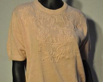Women's Vintage Pink Shirt