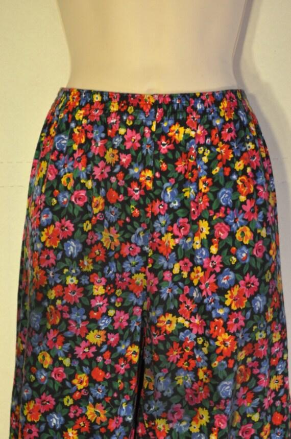Women's Vintage Knit Pants - image 2