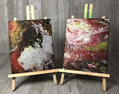 Set of Two - Abstract Can...
