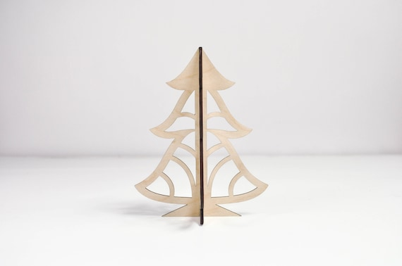 Wood christmas tree small christmas tree christmas tree etsy