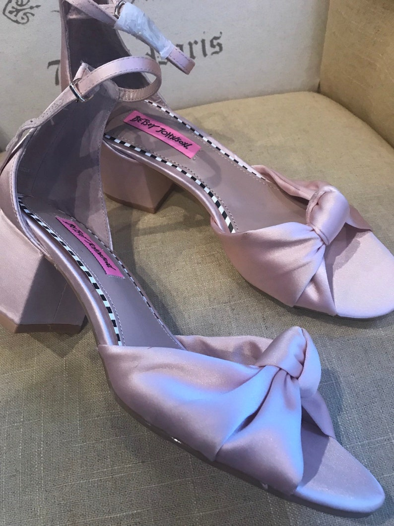 b3e7a892b2700f 8   Pink Designer Block Heel Sandals   Designer Dusty Pink