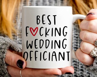 Officiant Gift Etsy