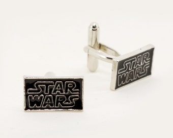 Cufflinks Star Wars Gift For Boyfriend Cuff Links Birthday Gift Ideas