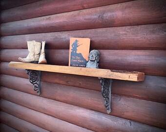 Mantel/Shelves