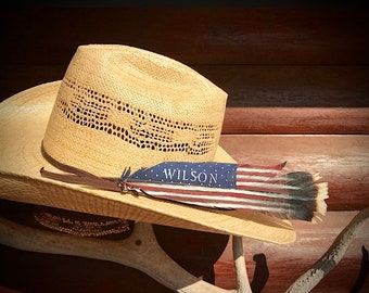 2fb6f899417 American made hat feathers