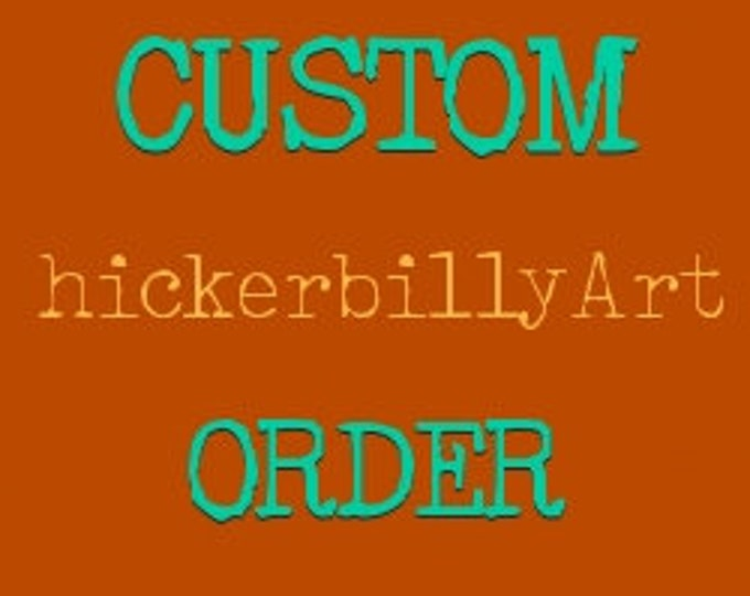 BUENDIA Special order