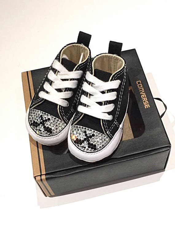 Hockey Bling Converse. Blinged Out Baby