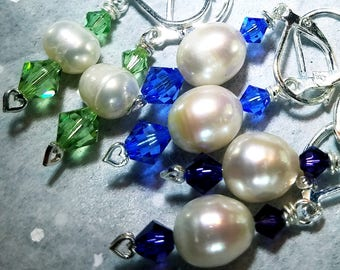 Pearls & Hearts Collection Simply Classic Earrings