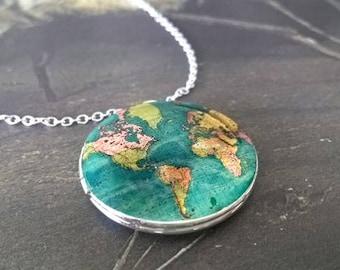locket,silver Locket,925 sterling silver Locket, vintage locket,locket necklace,vinate map,abstract,kids locket,children locket,