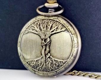Pocketwatch,Celtic,Fathers Day,pocket watch,map,world,vintage,usa,amerika,man, Fathers Day Gift