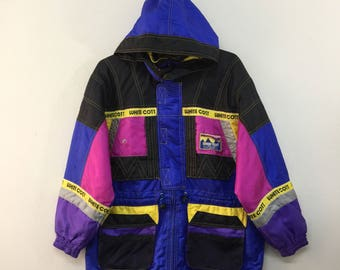 980726aba Kids ski jacket