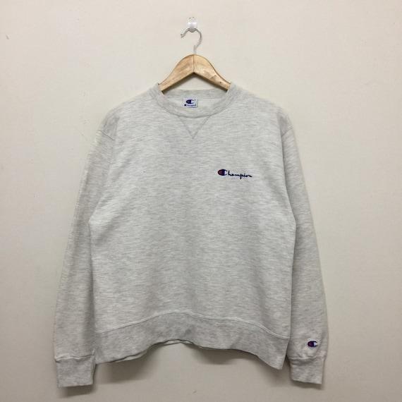 Vintage Champion Sweatshirt Mens Size M / 90s Cham