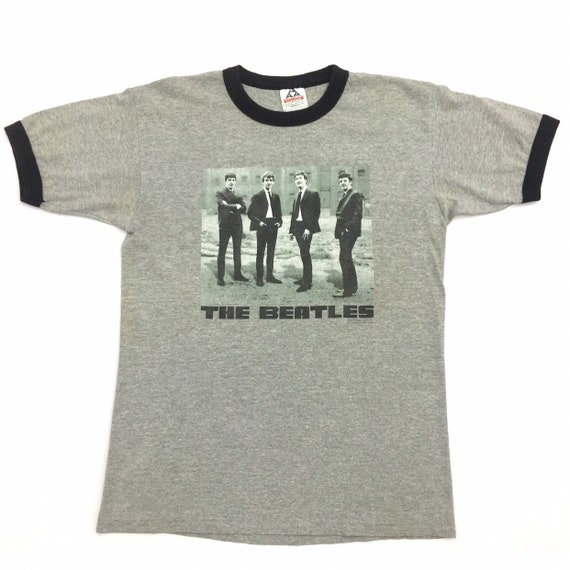 The Beatles Band Tshirt / Legendary The Beatles Br