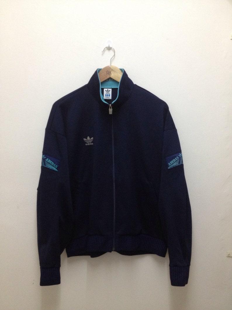 423c32c3f739 Vintage Adidas Track Top Jacket Mens Size XL   90s Adidas