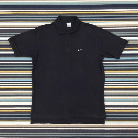 Vintage Nike Polo Shirt Mens Size M
