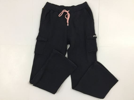 Vintage Fila Sweatpants/90s Fila Womens