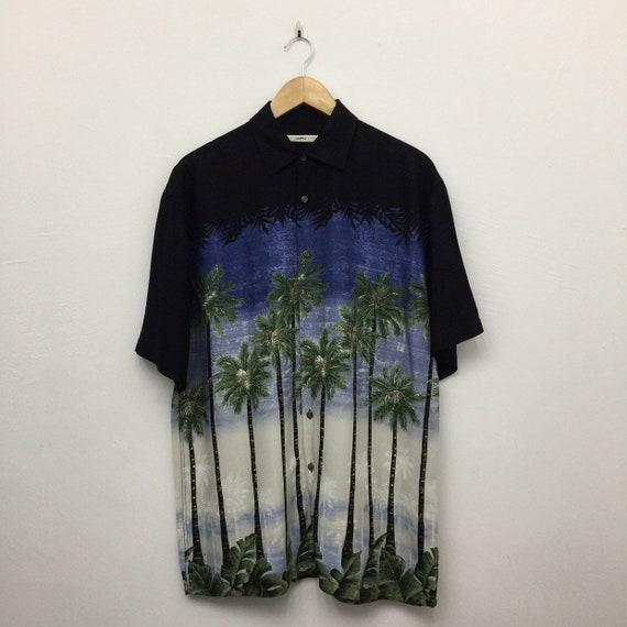 Campia Moda Hawaiian Aloha Shirt - Size M - image 1