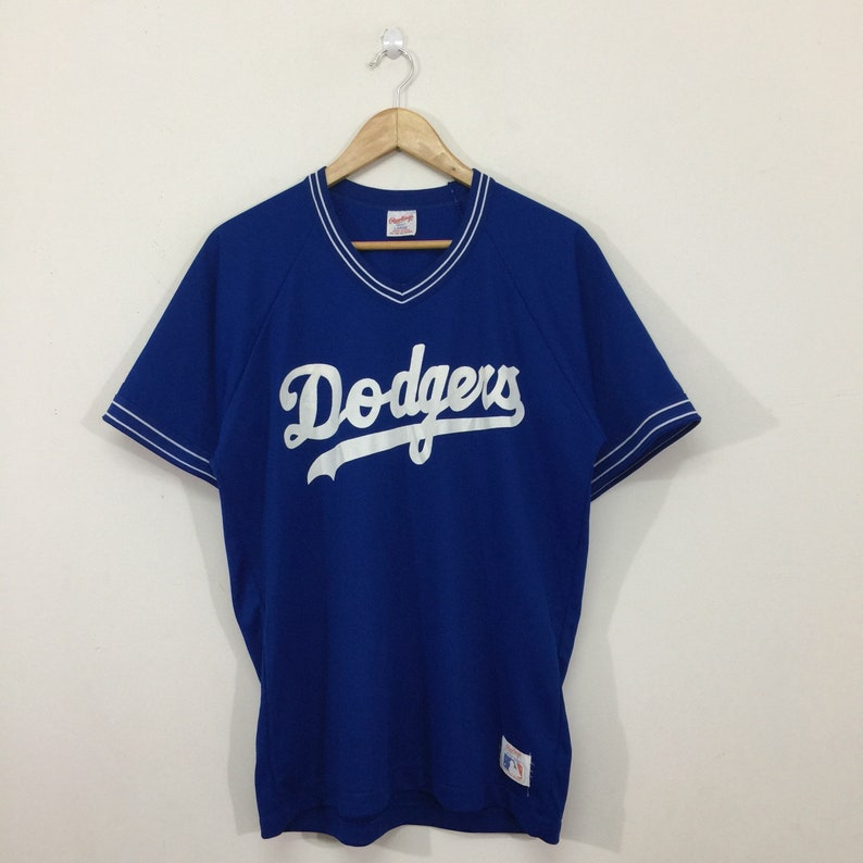 9d48a50d8 Dodgers Jersey   Vintage 90s La Dodgers V-Neck Major League
