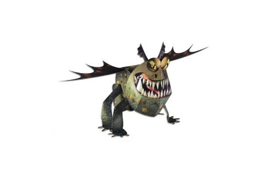 gronckle dragon diy printable paper model kit papercraft etsy