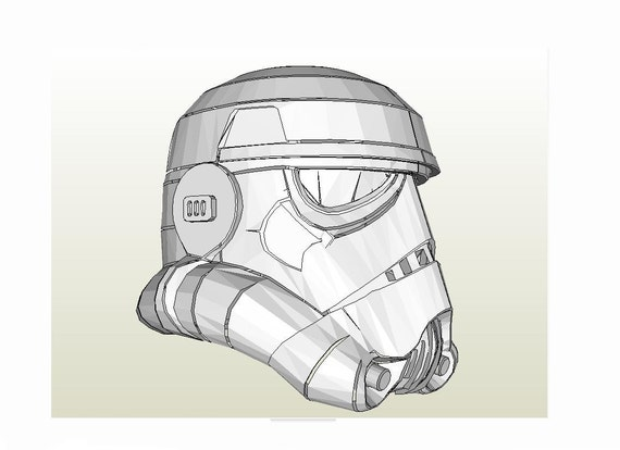 image regarding Stormtrooper Printable titled Stormtrooper helmet Star Wars IV A refreshing anticipate Do it yourself printable paper type practice. Cosplay. Paper social gathering mask. Papercraft behavior template