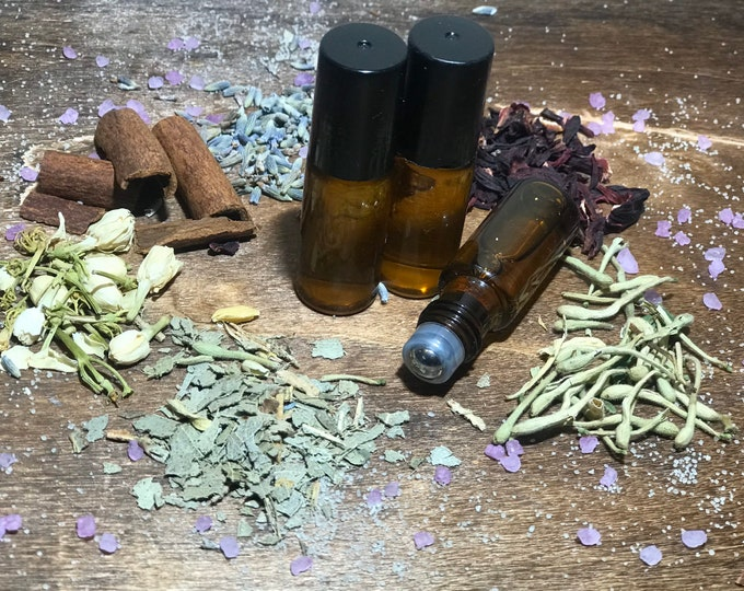 Aromatherapy roll ons