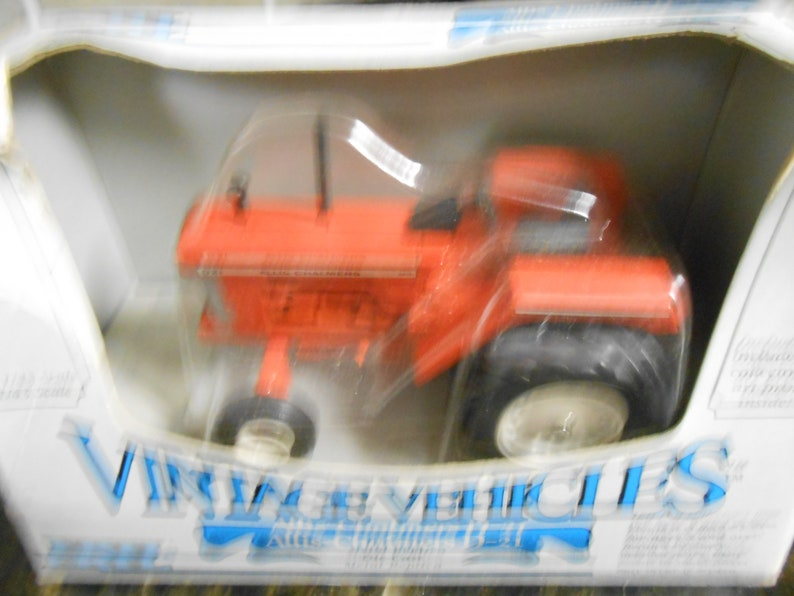 Allis Chalmes D=21 Tractor  143 die cast