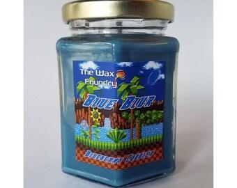 Sonic the Hedgehog - Blue Blur 8oz Soy Candle