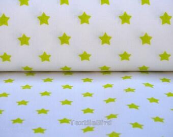 Diana Green Star - 150 cm wide