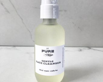 Organic Gentle Oil Cleanser