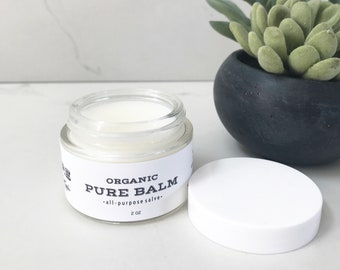 Organic Pure Balm : all purpose salve