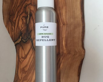 Organic Natural Bug Repel Spray : essential oils + chemical free & IT WORKS!