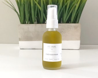 Organic Face Cleanser
