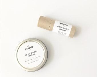 Organic Mango Butter + Hemp Skin Care Balm