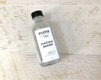 Gray Clay Mineral Cleansing Mask