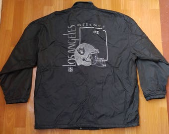 Oakland Raiders jacket ee0df21ff4b